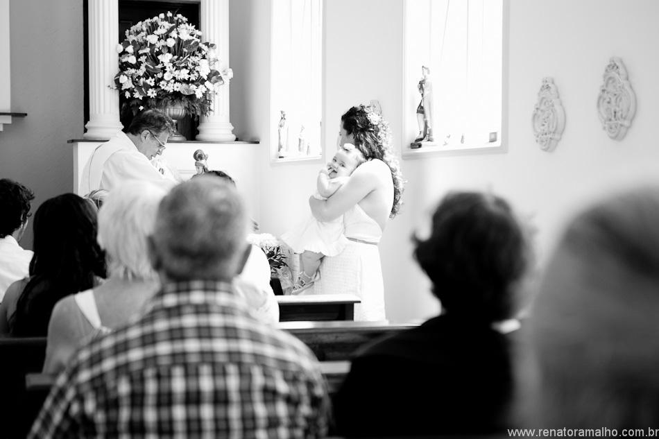 Batizado Clarinha | 03 Março 2013 | Capela de São Jorge
