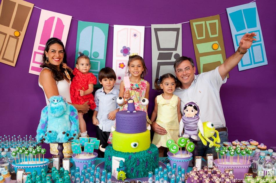 Aniversário da Nina 3 e Dedeco 4 anos | Espaço Pindorama | 02 ag