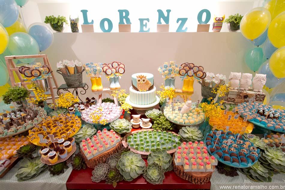 Lorenzo 1 ano | 07 setembro 2013 | Santo Glamour Eventos Especia