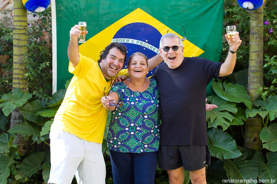 Jogo de abertura da Copa do Mundo 2014 | Brasil x Croácia | 12 j