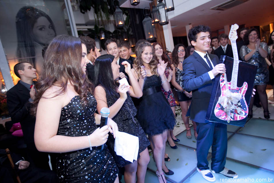Bianca Luppi - 15 anos | Planet Party Buffet | 25 julho 2014