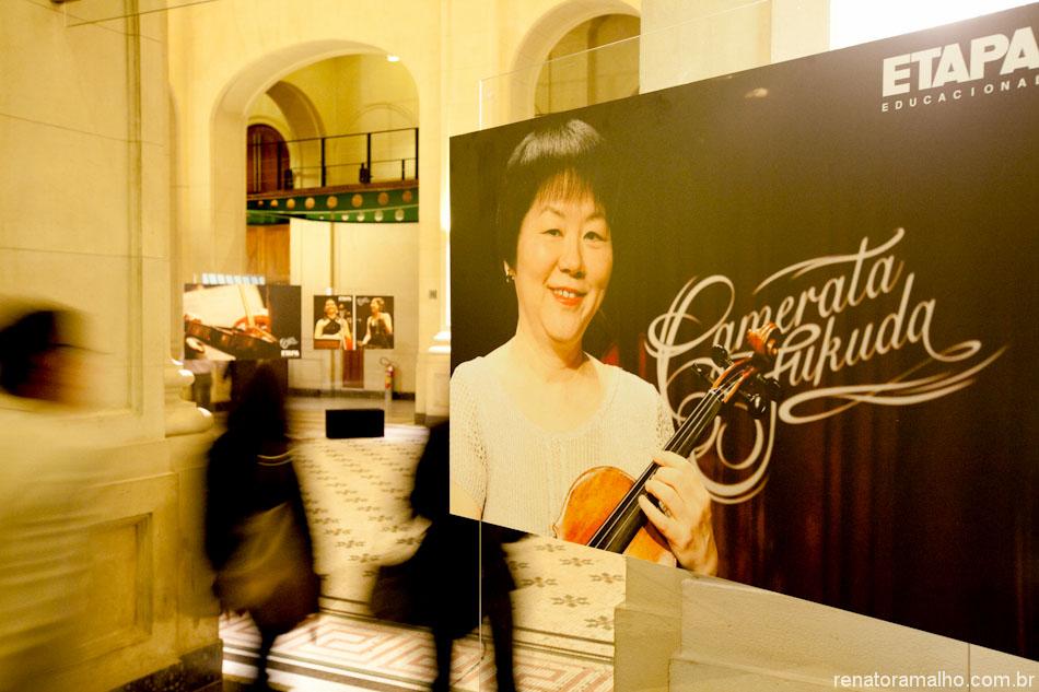 Exposição Fotográfica e Concerto da Camerata Fukuda | Sala São P