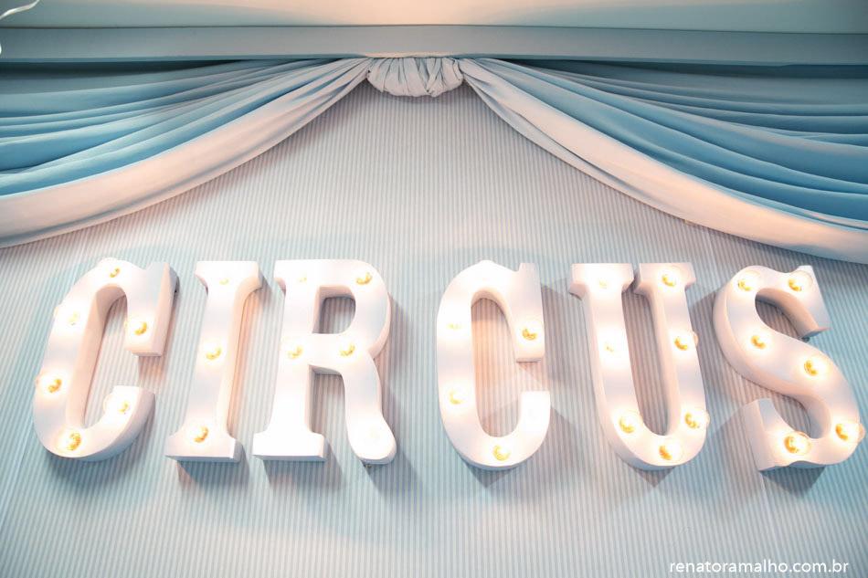 Circo Vintage por Laís Aguiar
